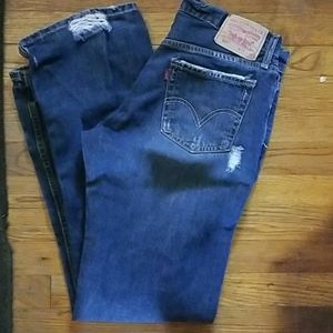 Brand new, never worn, Levi's Jeans